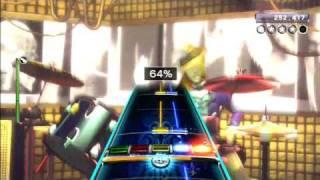 [720P HD] Rock Band 3 - Free Bird - Expert Guitar - 100% FC