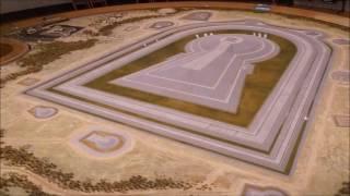 関西大学総合情報学部AMDプロジェクト提供 仁徳天皇陵古墳の築造当時の...