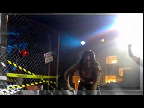 Mery dee bailando sexy en vivo