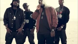 Rick Ross Featuring Jay-z Lil Wayne French Montana Kanye Weat 2 Chainz Nicki Minaj & Beyonce - Beast