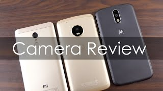 Moto G5 Plus Camera Review Compared with Moto G4 Plus & Redmi Note 4