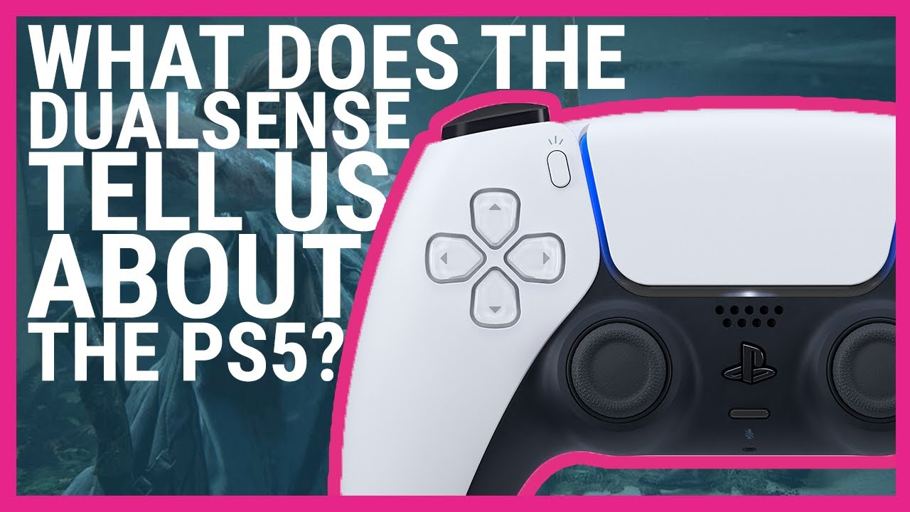 What The Dualsense Controller Tells Us About The Ps5 Techradar Talks Youtube