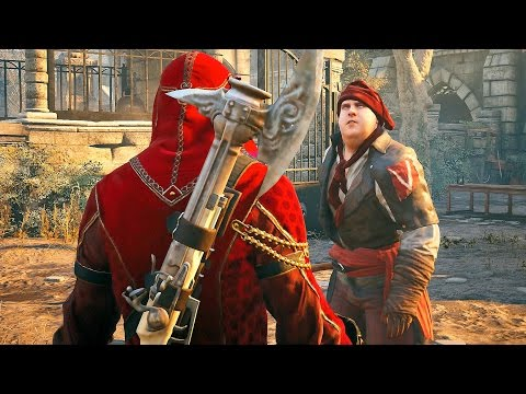 Assassin's Creed Unity  Legendary Phantom Armor Rampage Ultra Settings