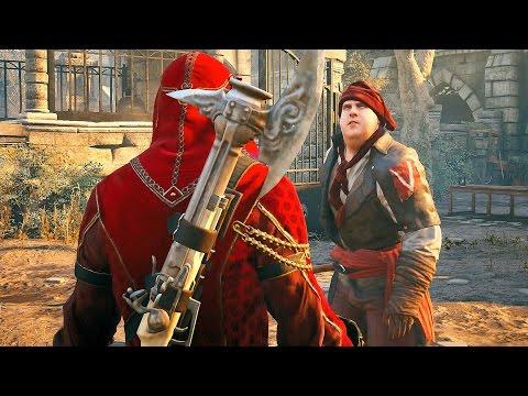 Assassins Creed Unity  Legendary Phantom Armor Rampage Ultra Settings