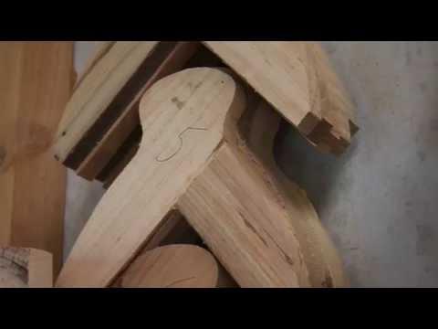 Warren Wright - Saddle Tree Maker