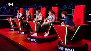 The Voice of Holland | Charlie Luske - It's A Man's World (23-09-11 HD)
