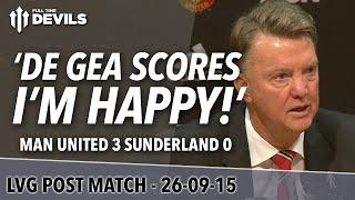 Video Gol Pertandingan Manchester United vs Sunderland