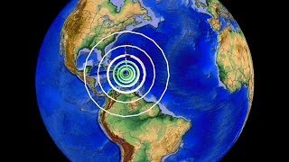 1/13/2014 -- Large Earthquake Strikes near Puerto Rico -- 6.4M event sign of greater pressure