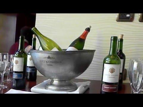 J W Marriott Rio Executive Lounge Excellent Happy Hour
