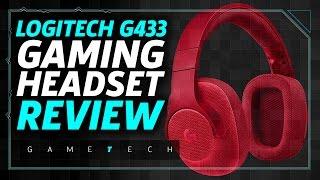 Logitech G433 Headset Review