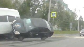 Russian Car crash compilation June  week 2