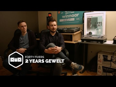 Forty Five: 2 Years Gewelt