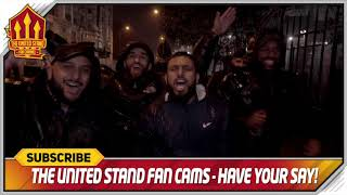 SOLSJKAER'S MIRACLE PSG 1-3 Manchester United Fan Cam