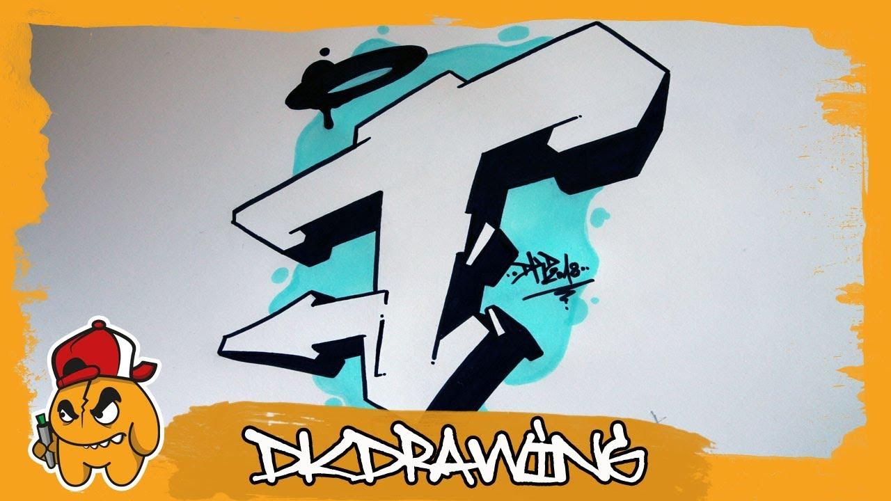 Graffiti Alphabet Tutorial