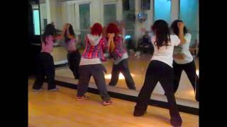 Christina Aguilera - Not Myself Tonight Choreography by: Dejan Tubic