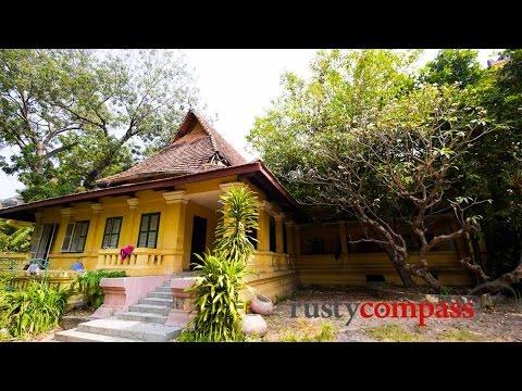 Phnom Penh's historic Renakse Hotel is fading fast