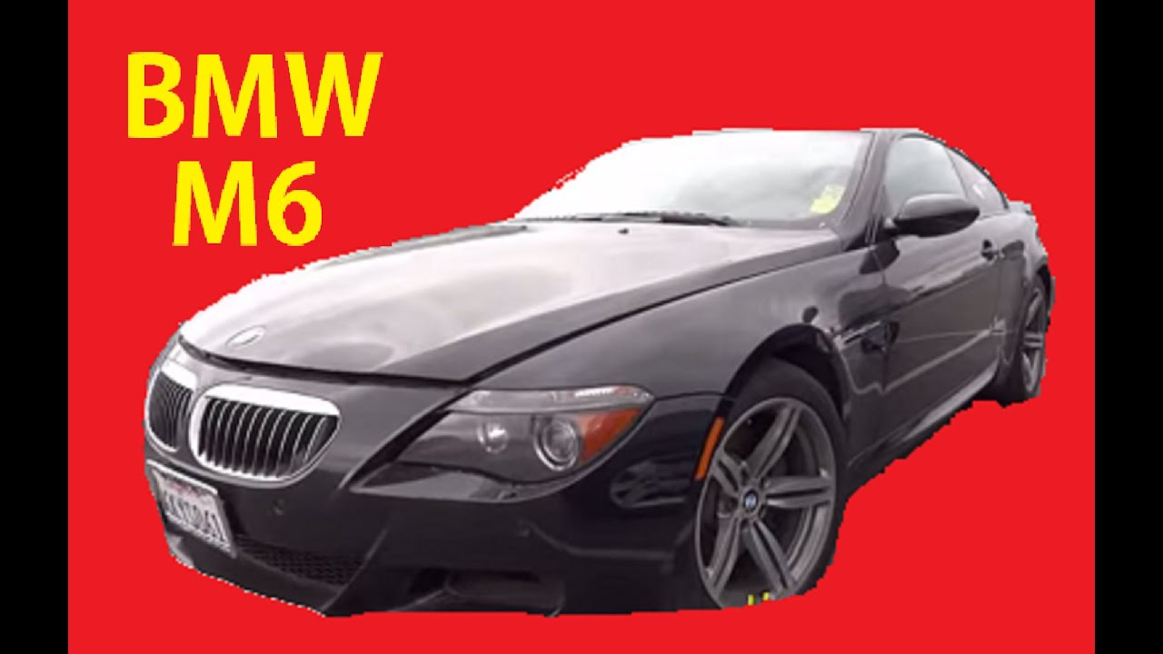 2006 bmw m6 coupe e63 e64 s85 10 cylinder e63 e64 6 speed manual rh youtube com 2006 bmw 650i repair manual 2006 bmw 650i service manual