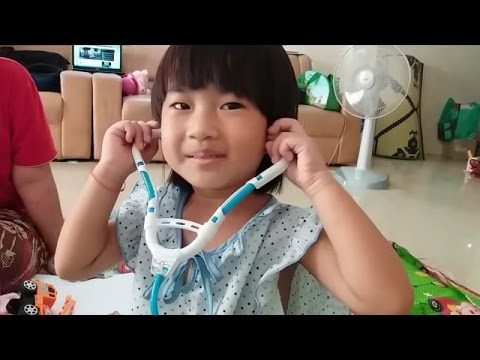 Doctor Toys, Doctor toys for children, Nana take care of baby, Doctor tools for kids, baby bath