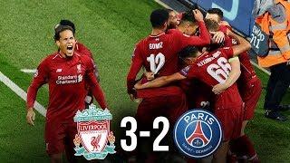 Liverpool 3-2 Paris I Le PSG encore *trop faible* pour la Ligue des Champions ?