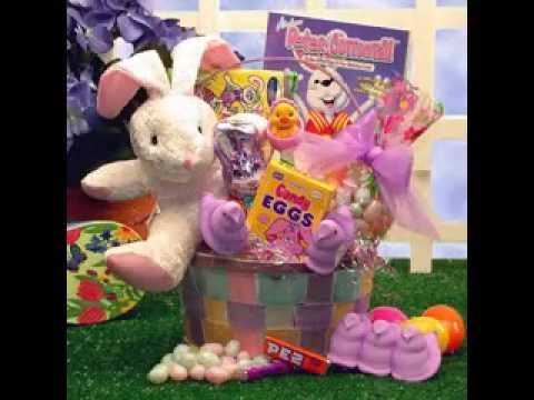 Easter basket decorating ideas for boyfriend youtube negle Choice Image
