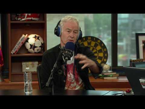 Tennis Legend John McEnroe on The Dan Patrick Show (Full Interview) 6/27/17