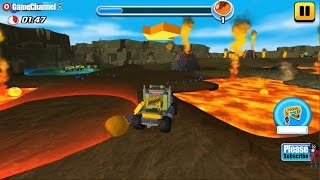 Lego City Volcano Explorers, Lego City Game, Truck And Driver, Videos Games For Children