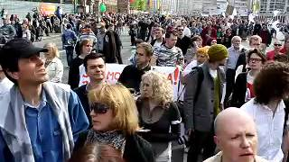 Марш миллионов, Москва, 6 мая 2012 года