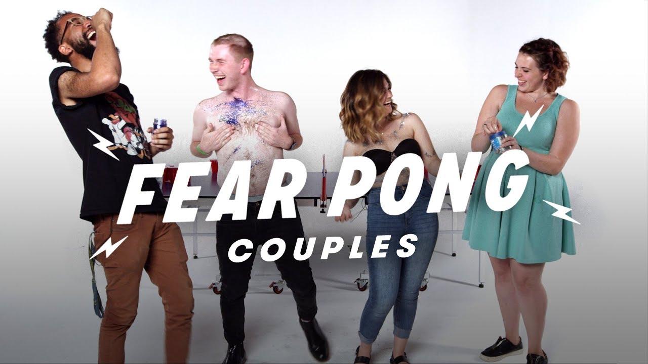 Couples Play Fear Pong (Bo & Sam vs. Kody & Holly)   Fear Pong   Cut