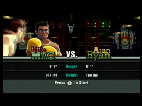 [Punch Out!! Wii Hacks] Infinite Health, Stamina and Star Power