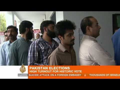 Lahore voters hope for change
