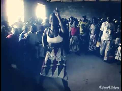 GREBO TRIBE DANCING TO KRAHN MUSIC 2015
