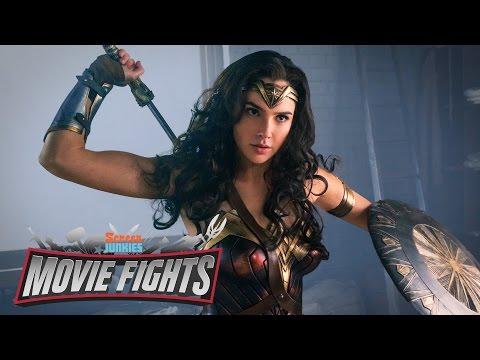 Best Part of The Wonder Woman Trailer? - MOVIE FIGHTS!