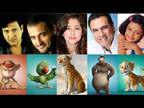 delhi safari characters story revealed by boman irani youtube