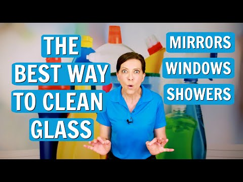 Best Way to Clean Windows and Mirrors
