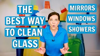 Best Way to Clęan Windows and Mirrors