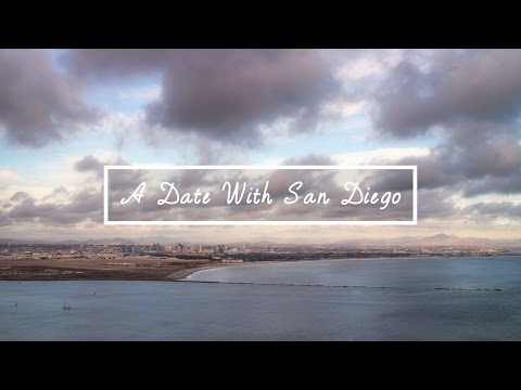 A Date With San Diego California