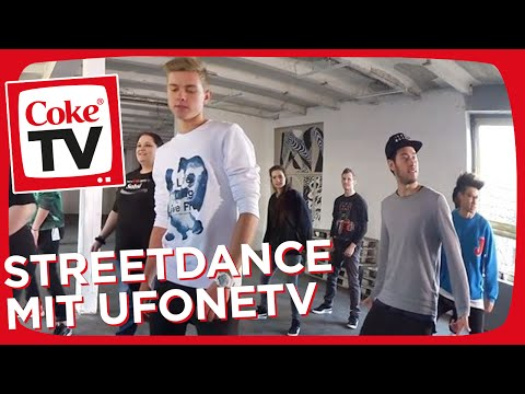 Team Recycled & UFONETV rocken den CokeTV Dance | #CokeTVMoment