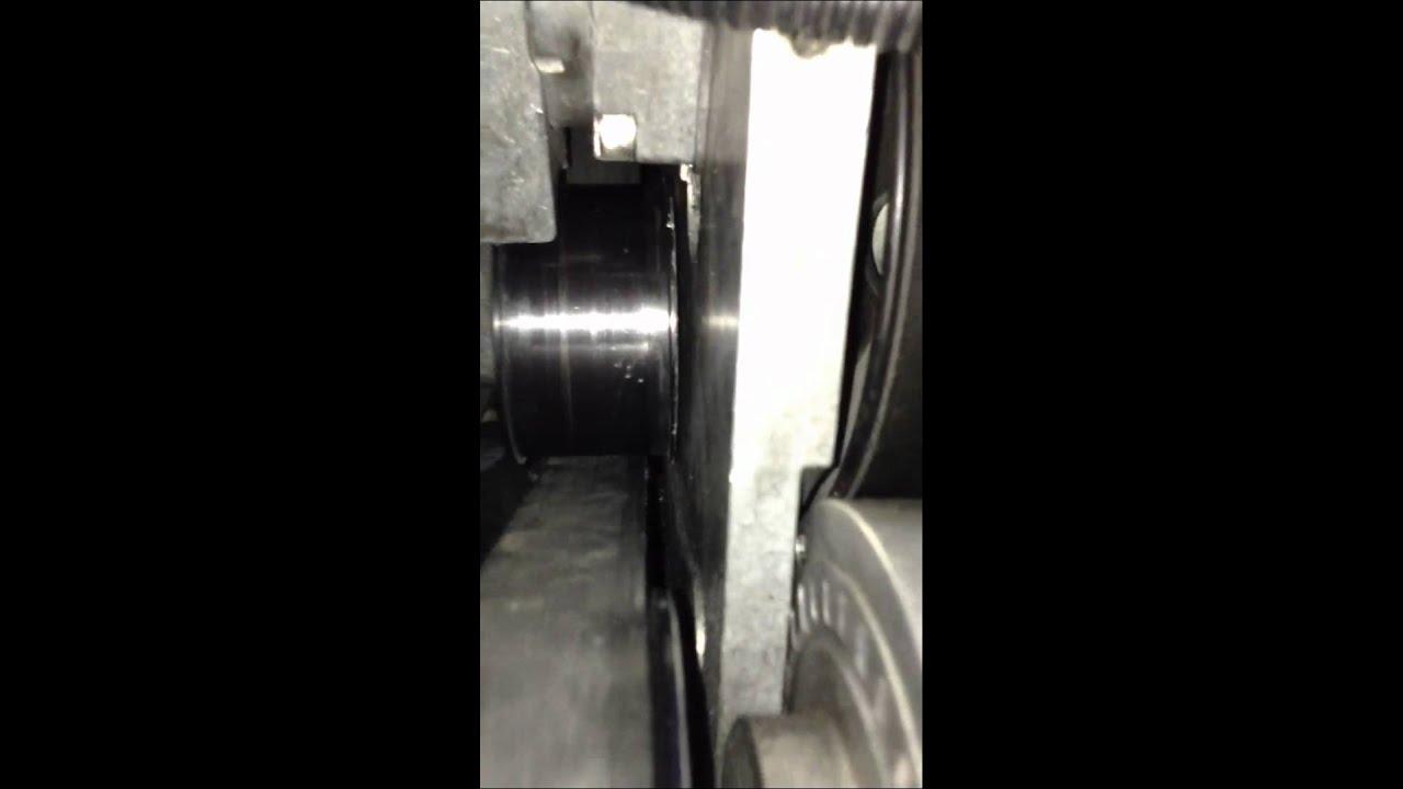 P1SC tensioner