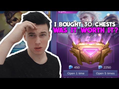 NEW TWILIGHT CHEST EVENT! (IS IT WORTH IT?) Mobile Legends