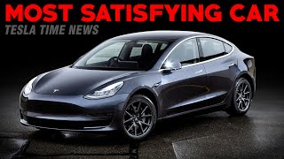 Tesla Time News - The Most Satisfying Car