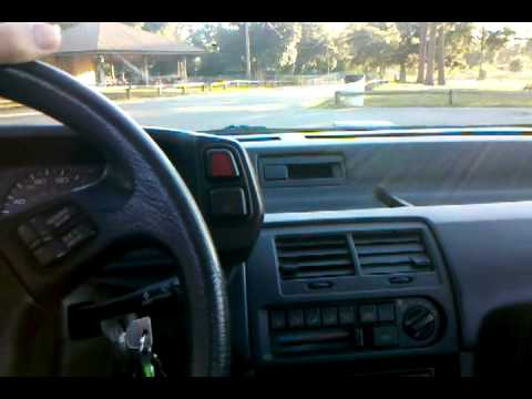 1990 Honda Prelude Si Walk Around Youtube