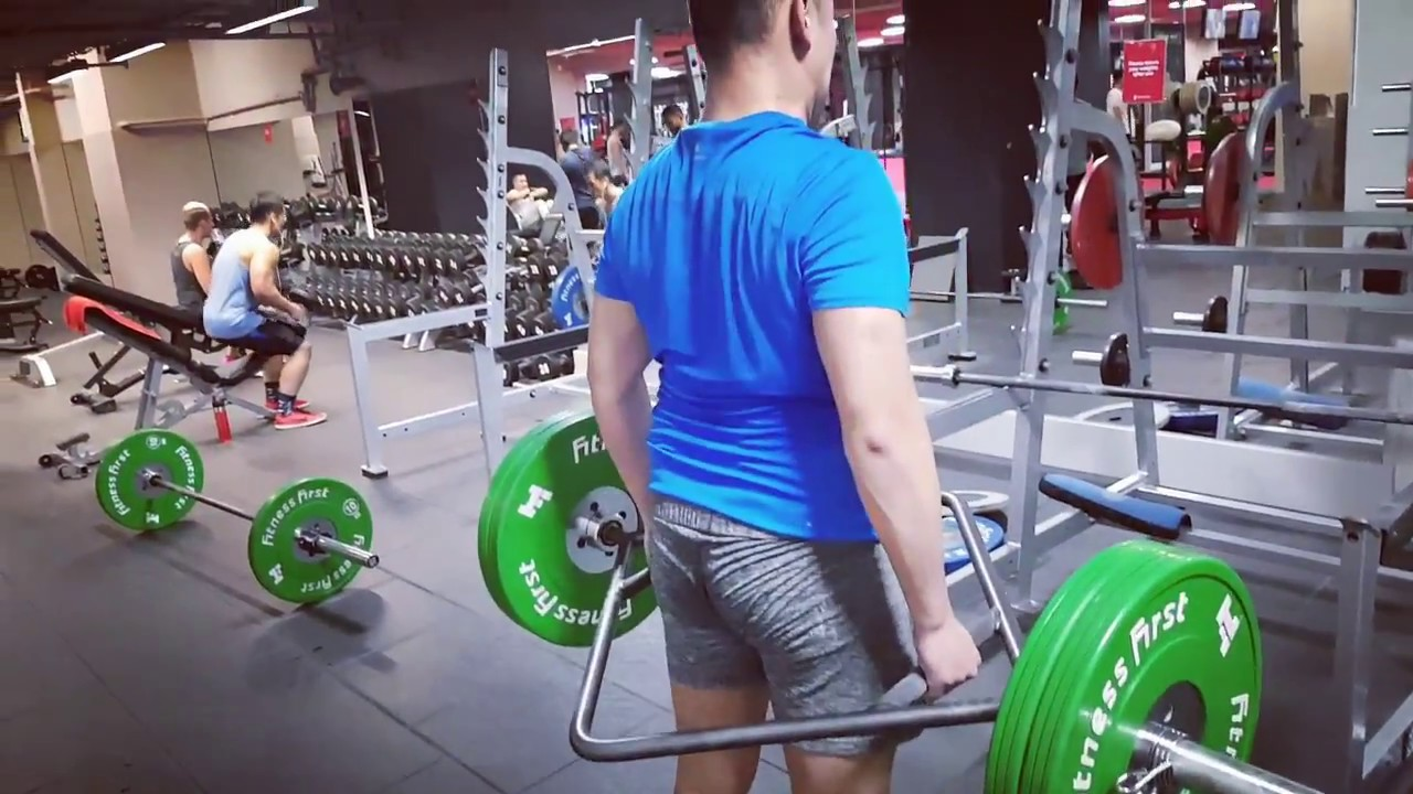Gerard: Trapbar Deadlift