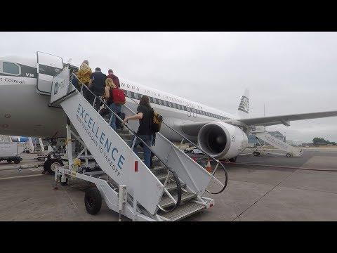 TRIP REPORT | Aer Lingus (Economy) | Manchester - Dublin | Airbus A320-200 (Retro)