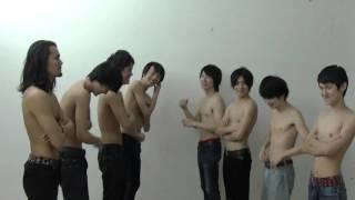 恵比チリDAN(仮)12/6「Why I'm ぱんきす」メイキング映像〜♪