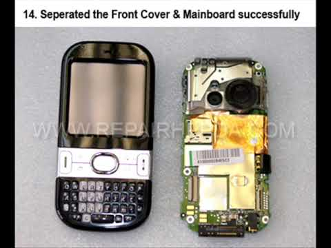 How to Repair for Palm Centro 690