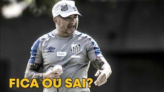 Bom Dia Fox | Santos 4x0 Flamengo | Sampaoli fica no Santos? Matéria COMPLETA