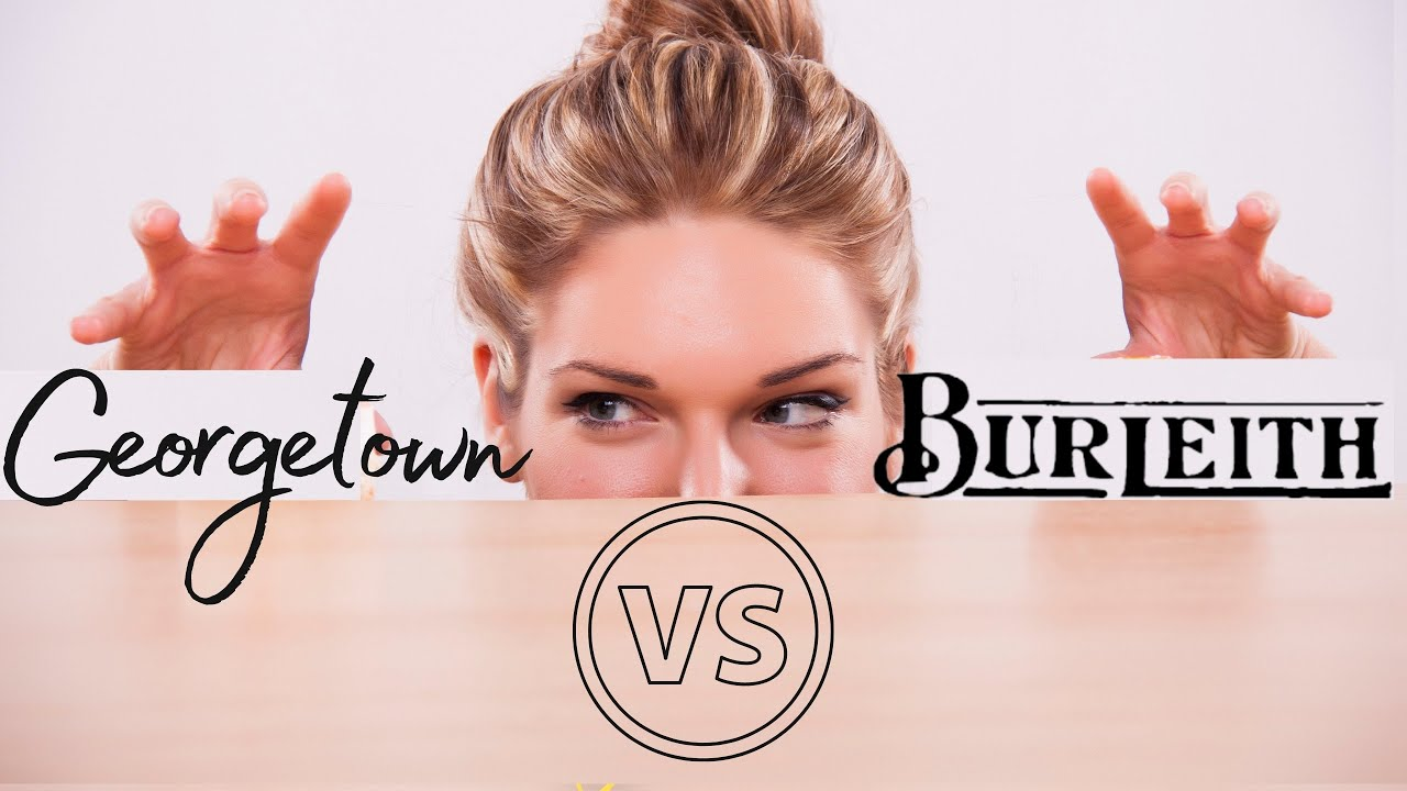 Georgetown vs Burleith in Washington DC   Which Neighborhood is Right for You?
