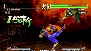【TAS】Samurai Shodown IV ~ (Playthrough)