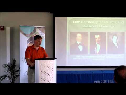 History of the Cumberland: Mark Cheathem