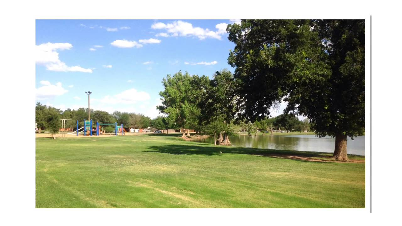 Higginbotham park lubbock texas youtube for Fishing in lubbock